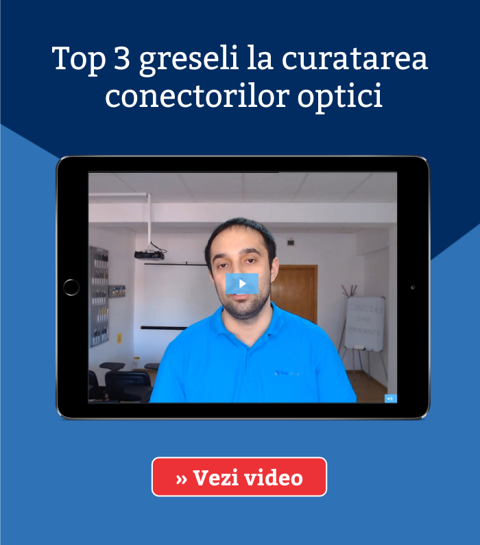 Greseli curatare conectori