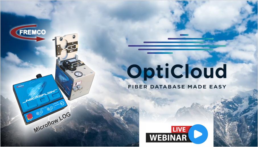 webinar fremco microflow opticloud
