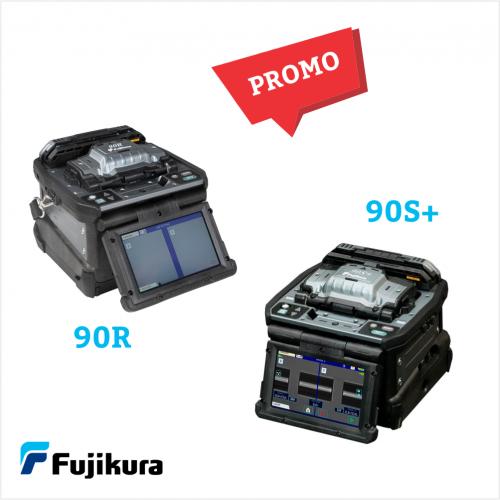 Promotie Fujikura 90+S si 90R